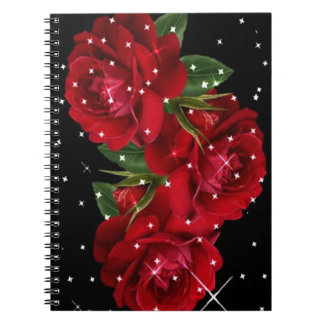 Roses Rich Roses Note Book