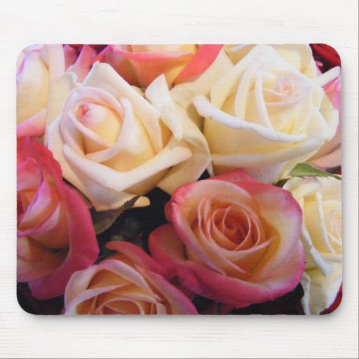 Roses Roses Roses Mouse Pads