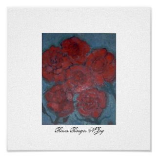 Roses Rouges NJoy Poster