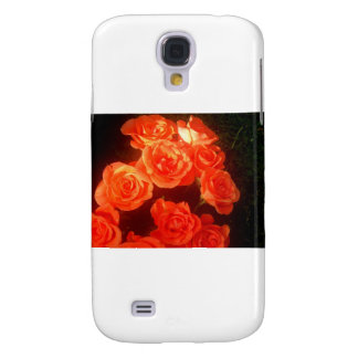 Roses Samsung Galaxy S4 Cover