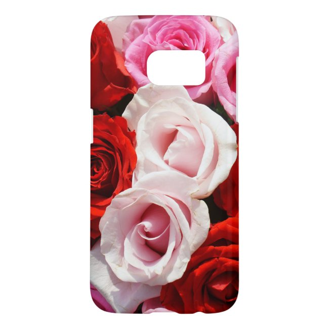 Roses Samsung Galaxy S7 Case