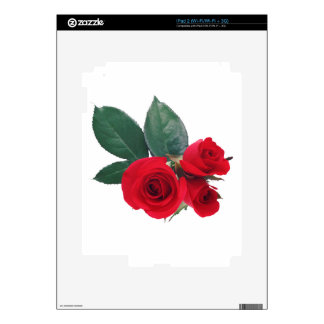 Roses Skin For The iPad 2