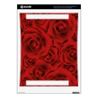 Roses Skin For Xbox 360