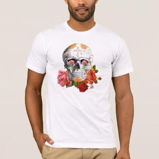Roses skull T-Shirt