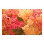 Roses_ Stationery Custom Stationery