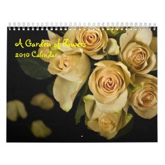 Roses Still LIfe with petals Calendar
