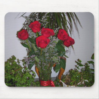 Roses that last mouse pad