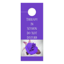 Roses- Therapy In Session Door Hanger