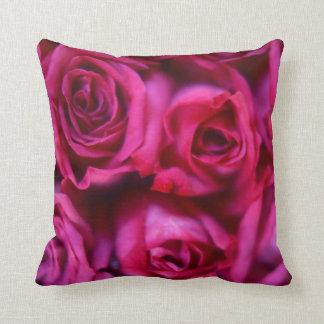 Roses Throw Pillow