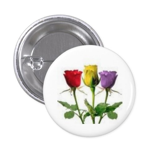 ROSES TRICOLOR PINS