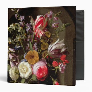 Roses, Tulips and other Flowers Vinyl Binders