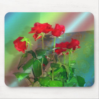 Roses,-Venice---Colours Mouse Pad