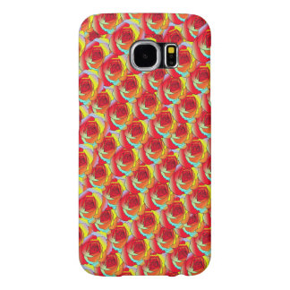 Roses w/ Meaning Samsung Galaxy S6 Case