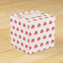Roses Wedding Favor Box
