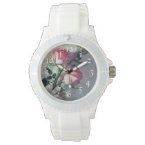 Roses Wedding Lace Gift Watch