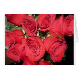 Roses with dry brush II.jpg Card