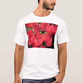 Roses with dry brush II.jpg T-Shirt