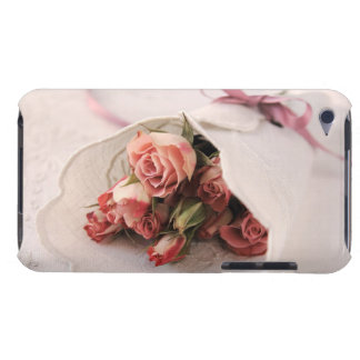 roses with linens ipod barely there case iPod touch cases