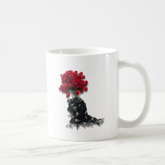 RosesBlackShawl072310 Coffee Mug