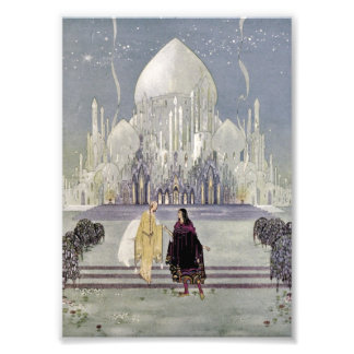 Rosetón y príncipe Charmant Fotografía