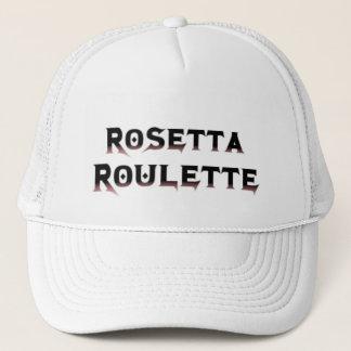 Rosetta Roulette Hat