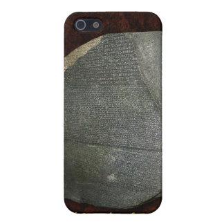Rosetta Stone Case For iPhone SE/5/5s