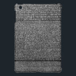 "Rosetta Stone iPad Case<br><div class=""desc"">Class up your iPad with this elegant yet rustic design!</div>"