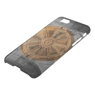 Rosette iPhone 7 Clearly™ Deflector Case