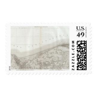 Rosette, Lac Burlos, Egypt Postage Stamp