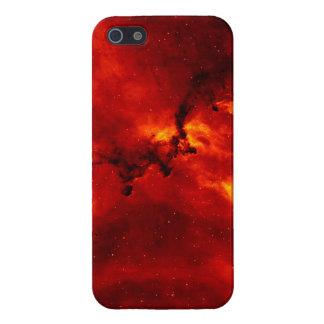 Rosette Nebula iPhone SE/5/5s Case
