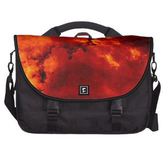 Rosette Nebula Photo Bag For Laptop