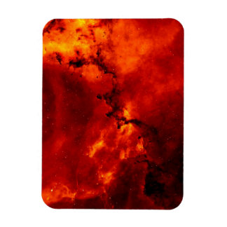 Rosette Nebula Photo Magnet