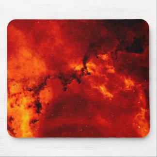 Rosette Nebula Photo Mouse Pad