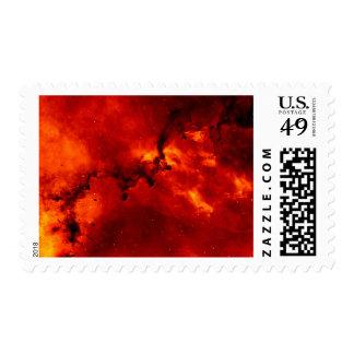 Rosette Nebula Stamps