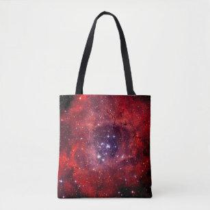 Rosette Nebula Tote Bag