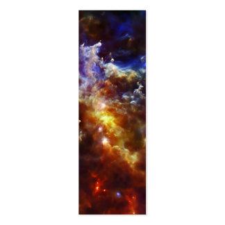 Rosette Nebula's Stellar Nursery Business Cards