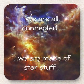 Rosette Nebula's Stellar Nursery Coasters