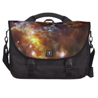 Rosette Nebula's Stellar Nursery Bags For Laptop