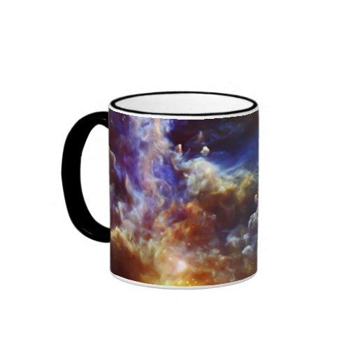 Rosette Nebula's Stellar Nursery Mugs