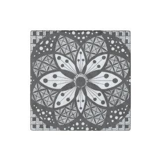 Rosette Stone Magnet
