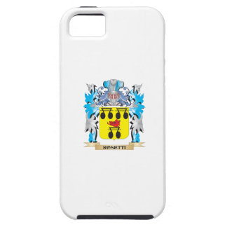 Rosetti Coat of Arms - Family Crest iPhone 5 Cases