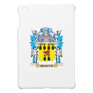 Rosetti Coat of Arms - Family Crest Cover For The iPad Mini