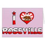 Roseville, CA Cards