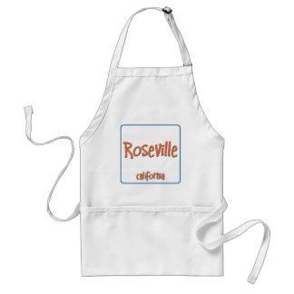 Roseville California BlueBox Delantal