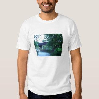 Roseville Covered Bridge Centennial Celebration Tee Shirt