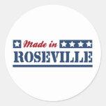 Roseville MI.png Etiquetas Redondas