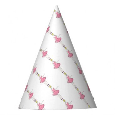 Beach Themed Rosevine Cottage Party Supplies Party Hat