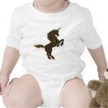Rosewood Unicorn Baby Bodysuit