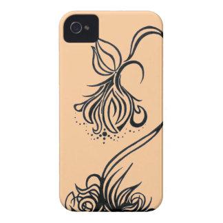 Rosey | Customizable iPhone 4 Case