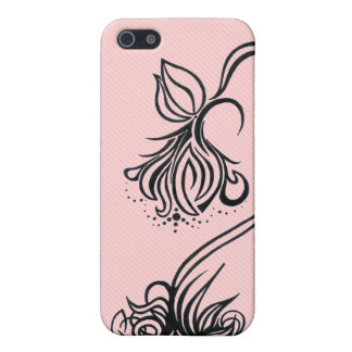 Rosey | Customizable iPhone 5 Case